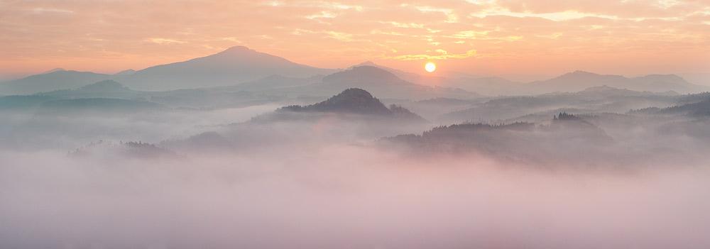 Lužice mountains