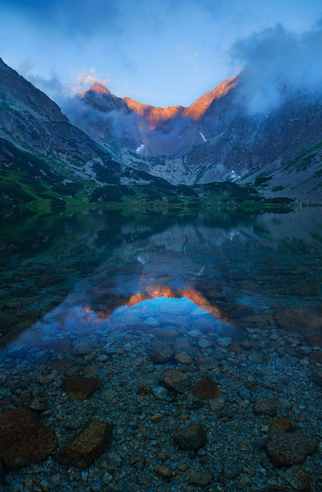 Tatra´s Reflection