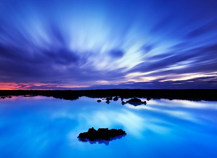 ...Blue & Lagoon...