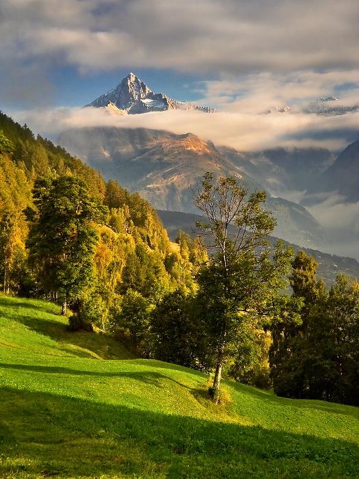 Wallis Alpen