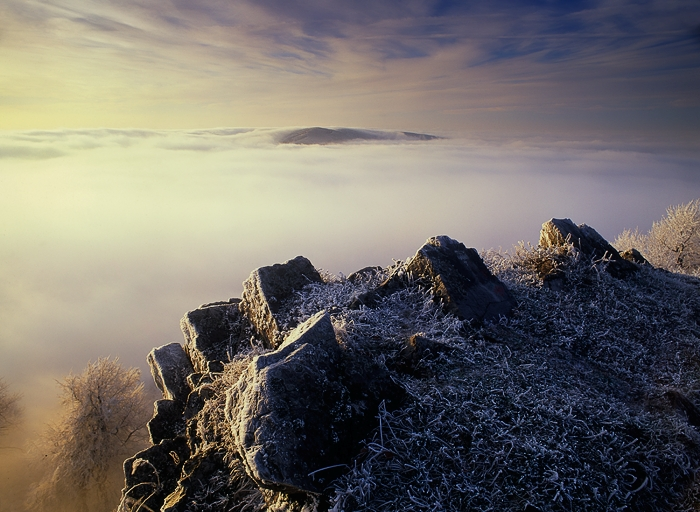 Mists of Carpathians