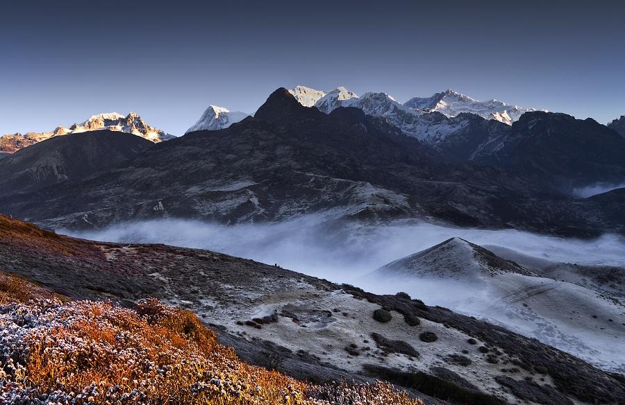 Sikkim, severní Indie