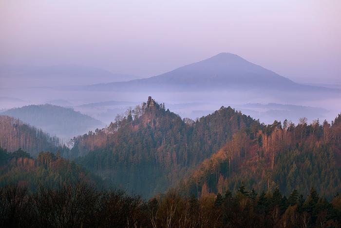 Krajina u Jetřichovic
