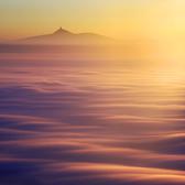 Ještěd na horizontu