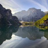 Random landscape photo - Lago di Braies