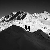 Random landscape photo - Mrazivé Alpy