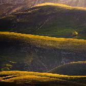 Random landscape photo - Curves of Sibillini