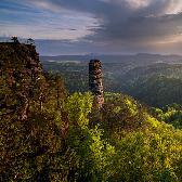 Random landscape photo - Malý Pravčický kužel