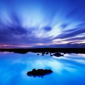 Random landscape photo - ...Blue & Lagoon...