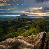 Random landscape photo - Jet�ichovick� st�ny