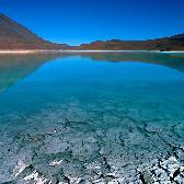 Random landscape photo - Bolivian colors