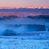 Random landscape photo - Cold & Blue