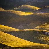 Random landscape photo - Curves of Sibillini II