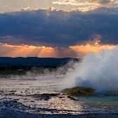 Random landscape photo - Earth Breathes