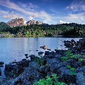 Random landscape photo - Garibaldi lake, BC