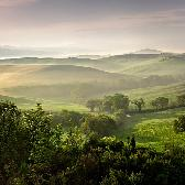 Random landscape photo - Val d'Orcia