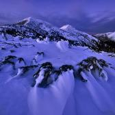 Random landscape photo - Ice Tongues