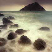 Random landscape photo - Island