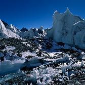 Random landscape photo - Ice age