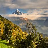 Random landscape photo - Wallis Alpen