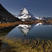 Random landscape photo - Matterhorn