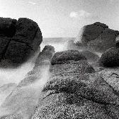 Random landscape photo - Rock Lines