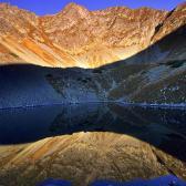 Random landscape photo - Mountain Lake