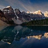 Random landscape photo - Moraine Lake