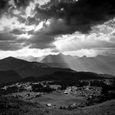 Random landscape photo - Praz De Lys
