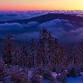 Random landscape photo - Rainbow Morning