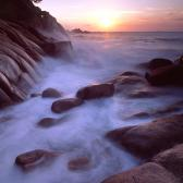 Random landscape photo - Santa Giulia Beach