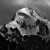 Random landscape photo - Shadows of the Caucasus