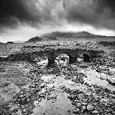 Random landscape photo - Sligachan bridge