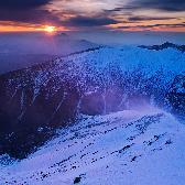 Random landscape photo - Snow Veil