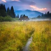 Random landscape photo - The Upper Hron