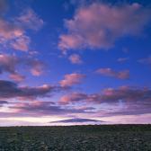 Random landscape photo - Volcano & Sky